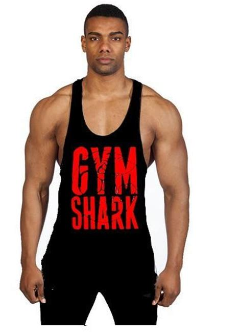 gym singlets men tank tops bodybuilding fitness