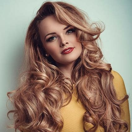 rose gold hair: spice up your colour this summer