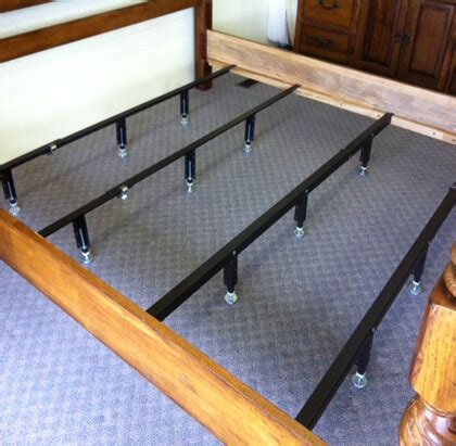 Bed Frame Support Heavy Duty Steel Waterbed Center Support Bars Bb8 18