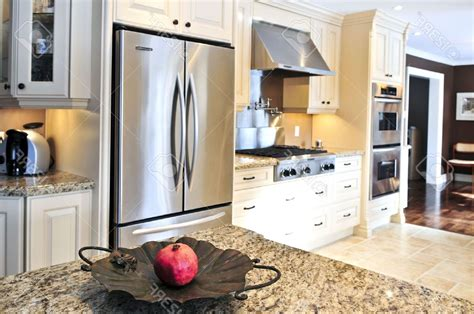 kitchen ideas with stainless steel appliances glossy silver kitchen cabinets completed stainless steel