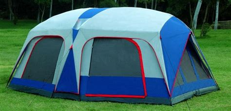 Show Tent Second Kandang Portable mt barren family dome outdoor cing tent 18 x 12