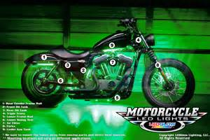 how to install led lights on a motorcycle image gallery led motorcycle