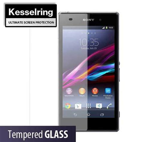 Tempered Glass For Sony Xperia Z1 sticla securizata tempered glass sony xperia z1
