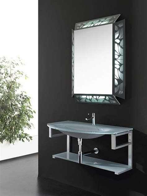 Designer Mirrors For Bathrooms 20 Unique Bathroom Mirror Designs For Your Home