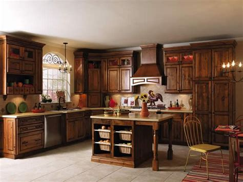 Rustic Black Kitchen Cabinets Menards Schrock Cabinets Chanley Cabinet Style Rustic Alder Whiskey Black Rustic Country