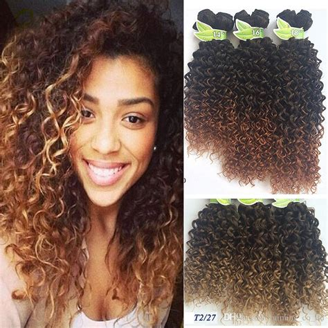 ombre hair for chrochet braids 2018 fashionkey 6 bundles synthetic kinky twist crochet