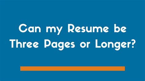 is it okay for resume to be 2 pages best resume sle for