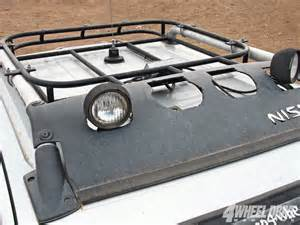 1209 4wd 17 2001 nissan frontier tubular tailgate photo