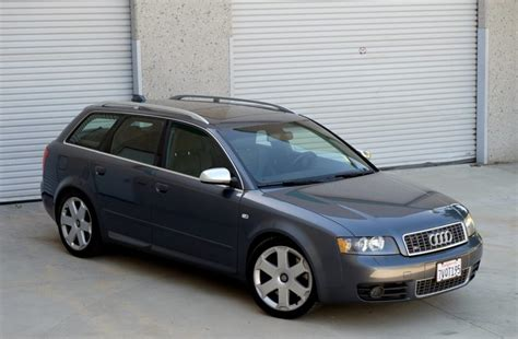 auto manual repair 2004 audi s4 security system 2004 audi s4 avant 6 speed for sale on bat auctions closed on may 10 2017 lot 4 148