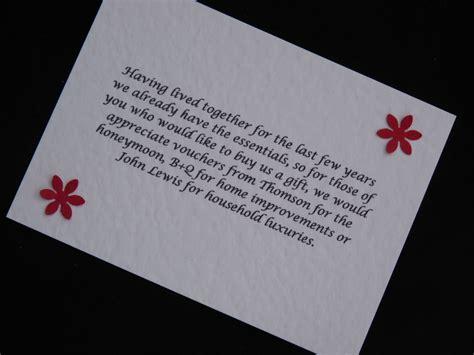 money as wedding gift handmade wedding gift money poems for wedding invitations