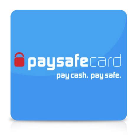 paysafecard online casino payment methods