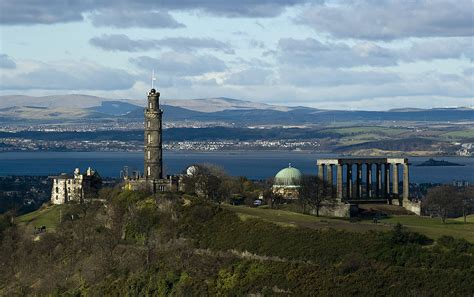 Building A House On A Slope by Calton Hill Wikipedia