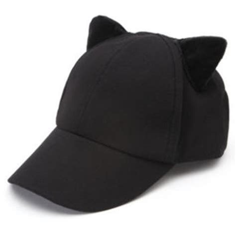 kendall cat ear baseball hat at from pacsun new