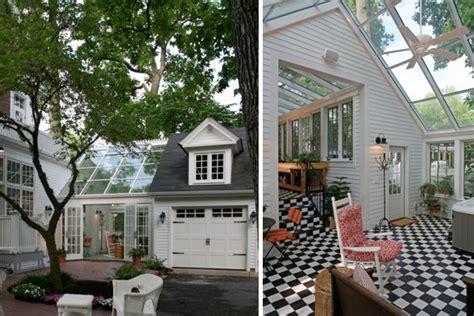 Greenhouse Garage by Garage Remodel Garage Conversions Houselogic Remodel Ideas