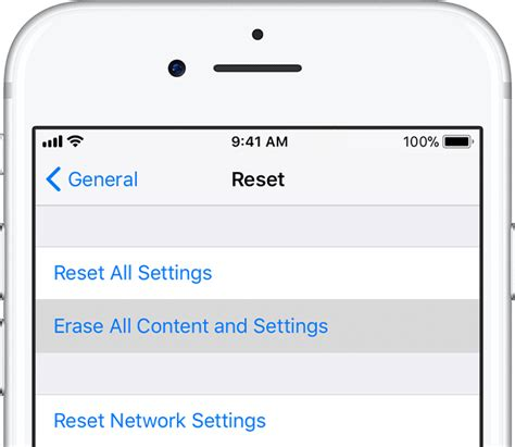 general resetter how to erase your iphone ipad or ipod touch apple support
