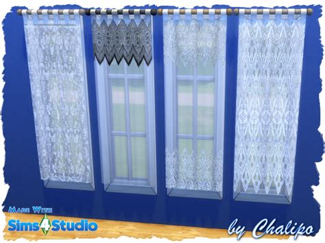 vorhänge png vorh 195 164 nge curtains filebase all4sims de
