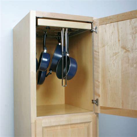 knape vogt pot pan pantry pull out cabinet organizer