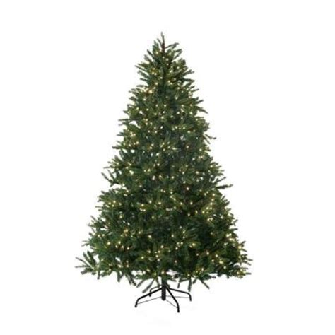 home accents holiday 75 frasier fir 7 5 ft pre lit frasier fir tree with clear lights discontinued