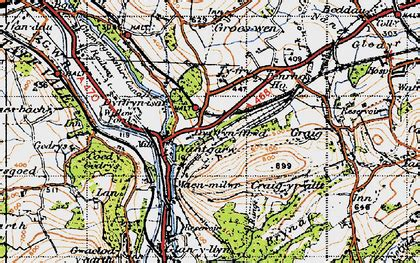 nantgarw photos, maps, books, memories francis frith