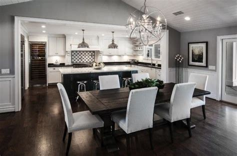 Grey Dining Room Cabinets Best 25 Grey Kitchen Walls Ideas On Gray