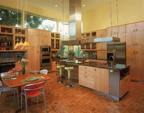 Start Green Living with Eco Friendly Kitchen Cabinets   My