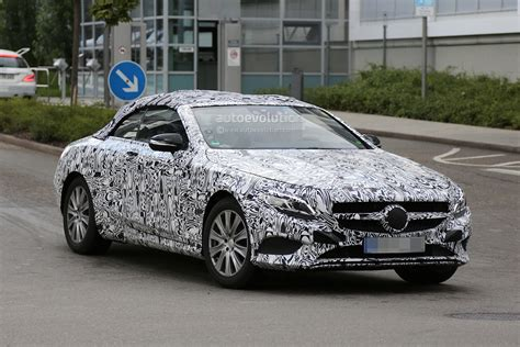 Opulent Cars mercedes working on opulent s class convertible for 2015 autoevolution