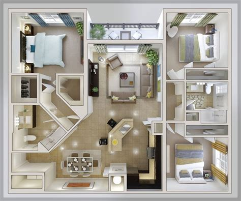 house layout ideas bedroom layout ideas small 3 bedroom house plan home