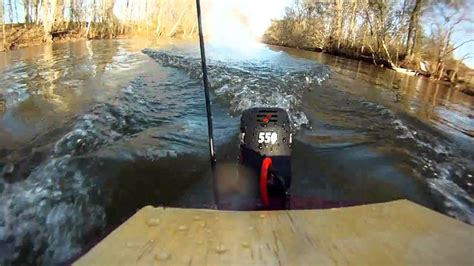 rc boats outboard motors r c boat with aquacraft ep 1 outboard youtube