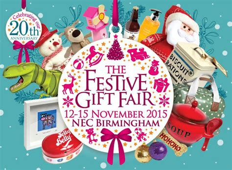giveaway festive gift fair 2015 at the nec treasure