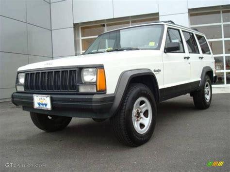 White Jeep Suv 1996 White Jeep Sport 4wd 25062436
