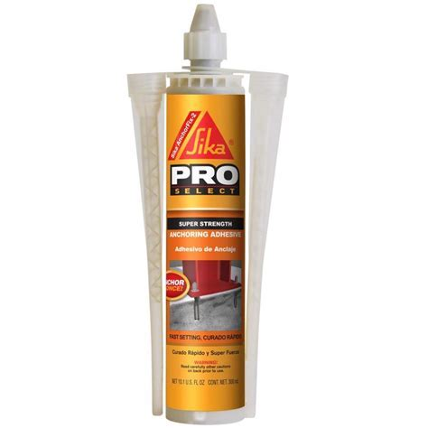 Shop Sika Gray Epoxy Adhesive at Lowes.com