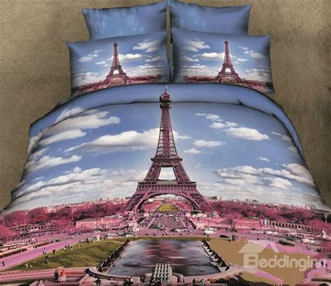 eiffel tower bedroom set 17 best images about 3d bed covers on pinterest queen bedding sets comforter sets and better life