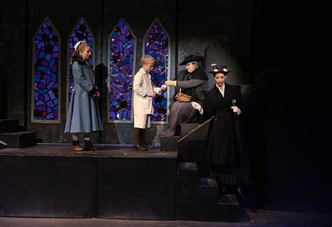 mary poppins  pentacle theatre