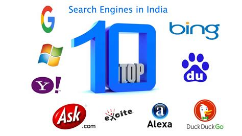 best web search top 10 search engines in india most popular indian web