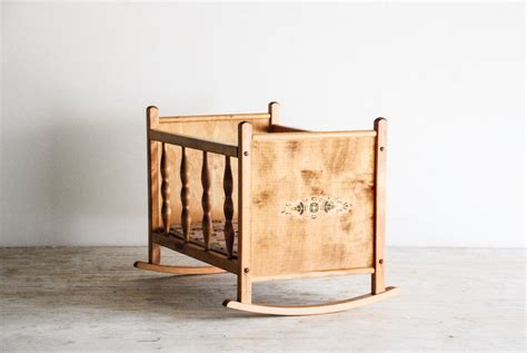 doll crib doll cradle baby doll cradle doll by littlecows