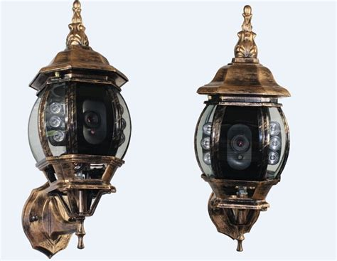outside light with camera hidden outdoor camera with light see the worlds best