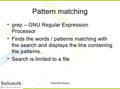 grep pattern end line linux