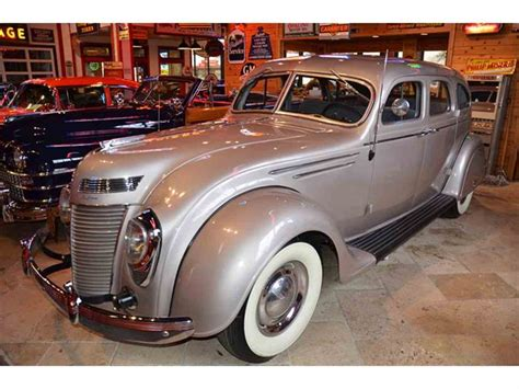1937 Chrysler Airflow by 1937 Chrysler Airflow For Sale Classiccars Cc 757828