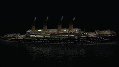 tattoo convention southton titanic sinking animation