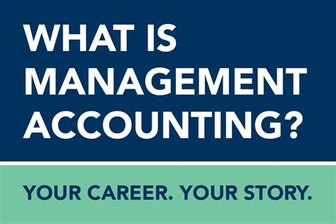 what is management accounting ep 1 your career