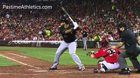 baseball swing slow motion pedro alverez home run baseball swing slow motion hitting