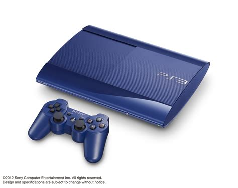 ps3 colors sony unveils two new playstation 3 slim colors oprainfall