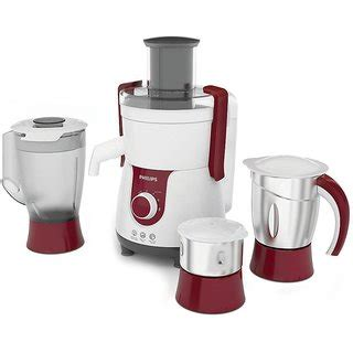 Mixer New Viva philips viva hl7715 700 watt juicer mixer grinder with 3 jars pistil and white buy