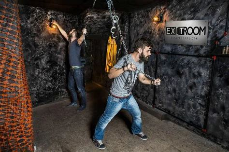 The Exit Room by Things To Do Near Bbb Burgus Burger Bar In Rehovot Israel