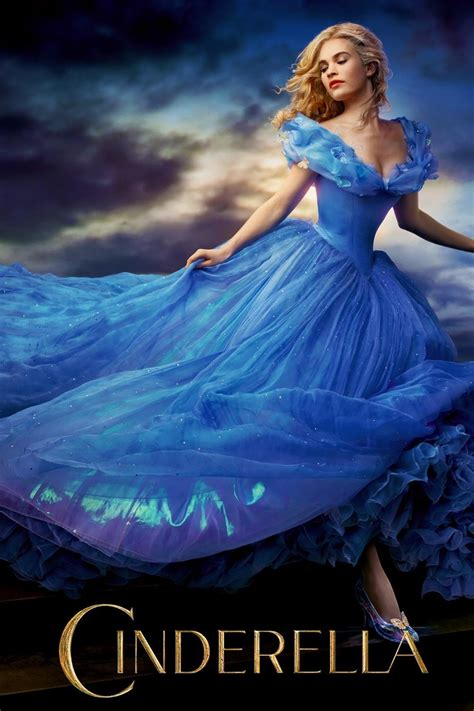 film cinderella hd cinderella 2015 posters the movie database tmdb