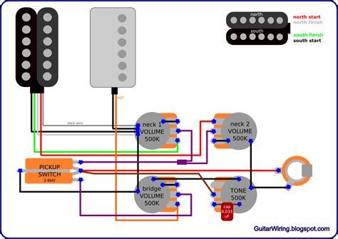 wiring diagram for epiphone les paul schematic for