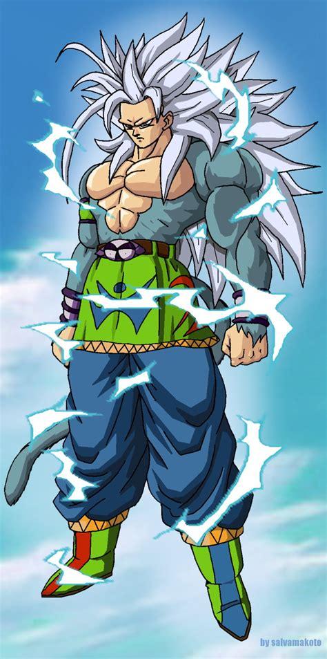 Imagenes Goku Fase 5   super saiyajin fase 5 by salvamakoto on deviantart