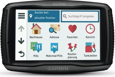 Garmin Motorrad Navi 595 by Garmin Zumo 595 Lm Europa Motorradnavigation Lifetime Maps