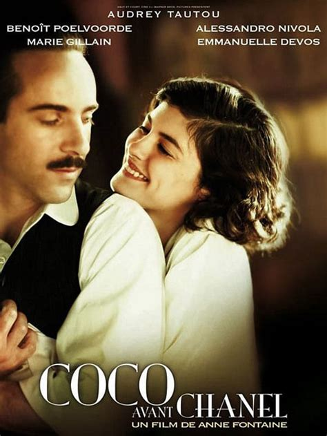 the film coco before chanel coco before chanel coco avant chanel 2009 poster 1