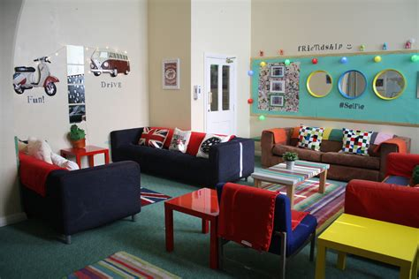 rooming in 6th form common room gets a makeover bilton grange preparatory school